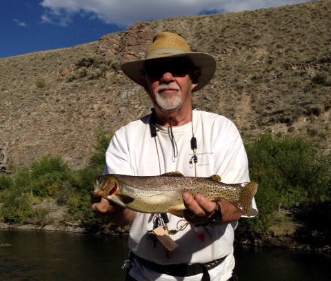 Walt Graul's Idaho Cutthroat.