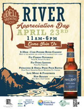 20170423 Odell River Appreciation Day poster