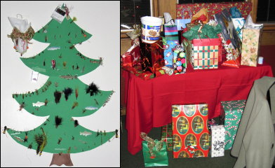 Fly Tree and White Elephant gifts